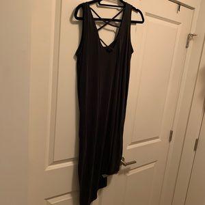 Asymmetrical black Splendid dress 🖤🖤